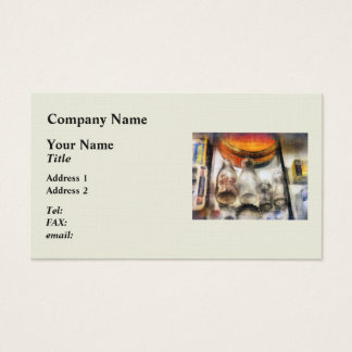 Milk Bottles Business Card
