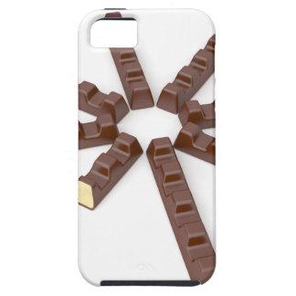 Milk chocolate bars iPhone 5 case