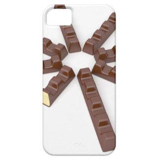Milk chocolate bars iPhone 5 cover