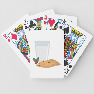 Milk & Cookies Poker Deck