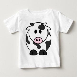 Milk Cow Cartoon Baby T-Shirt