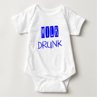 Milk Drunk Baby Bodysuit