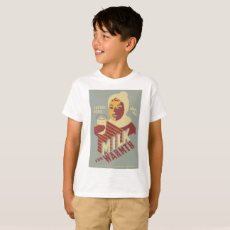 Milk -- For Warmth! T-Shirt