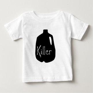 Milk killer line baby T-Shirt
