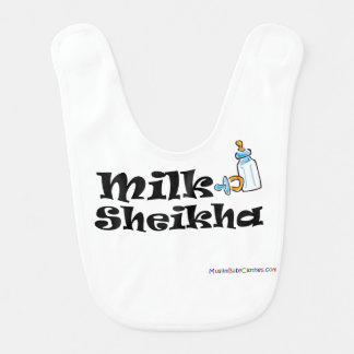 Milk Sheikha Bib