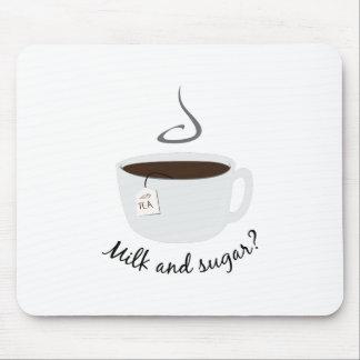 Milk & Sugar Mousepads