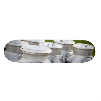 Milk urns skateboard
