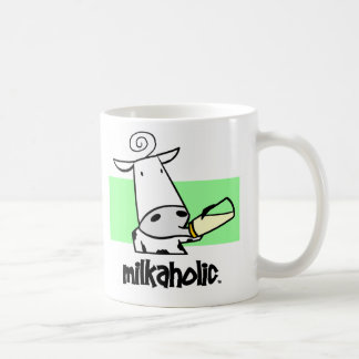 Milkaholics Anonymous Milk Mug