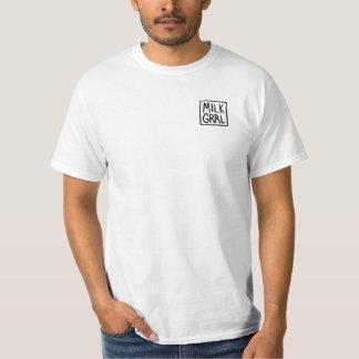 MILKGRRL logo t-shirt