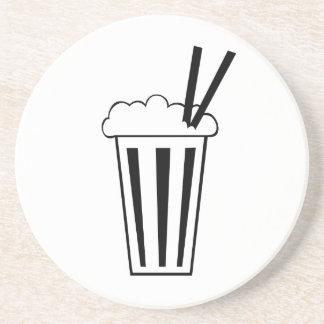 Milkshake Coaster