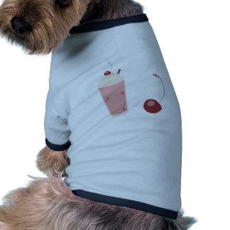 Milkshake Doggie T Shirt