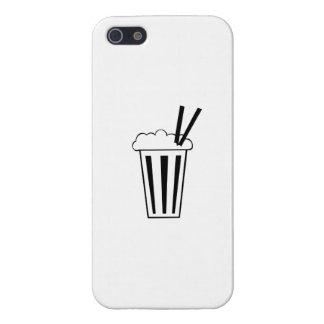 Milkshake iPhone 5/5S Cover
