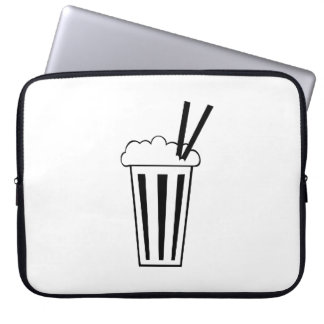 Milkshake Laptop Computer Sleeve