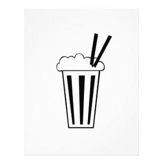 Milkshake Letterhead