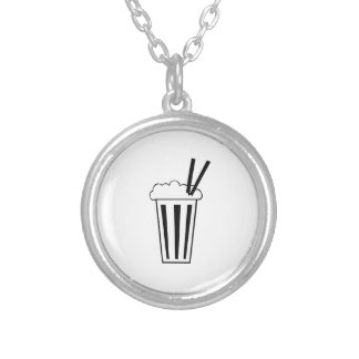Milkshake Custom Necklace