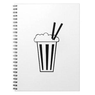 Milkshake Notebooks