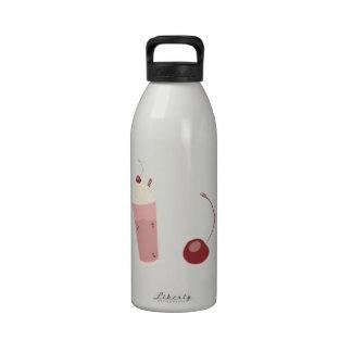 Milkshake Drinking Bottles