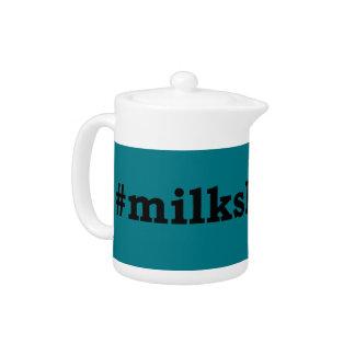 #milksharing black writing