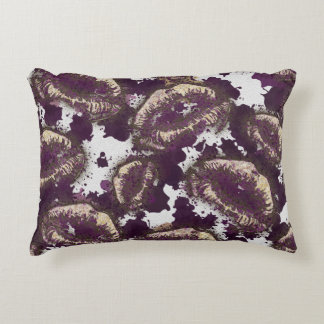 Milky Lips Decorative Pillow