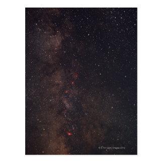 Milky Way 5 Postcard