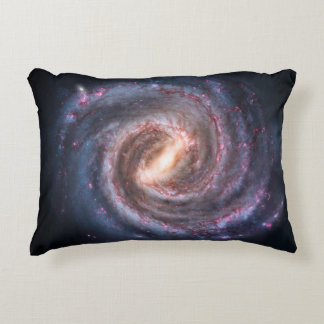 milky-way accent pillow