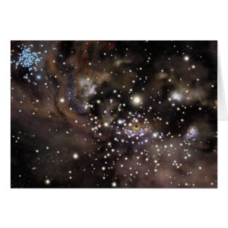 Milky Way Center Card