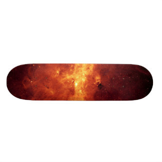 MILKY WAY CLOUDS SKATE BOARDS