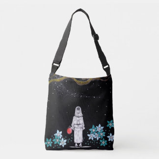 Milky way crossbody bag