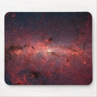 Milky Way Galactic Center, Stars, Clouds, Clusters Mouse Pad