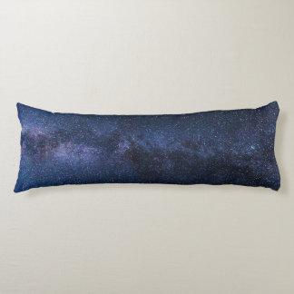 milky way galaxy body pillow
