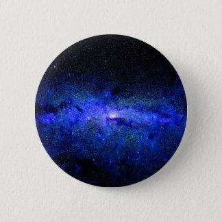 Milky Way Galaxy Space Photo 2 Inch Round Button
