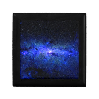 Milky Way Galaxy Space Photo Gift Box