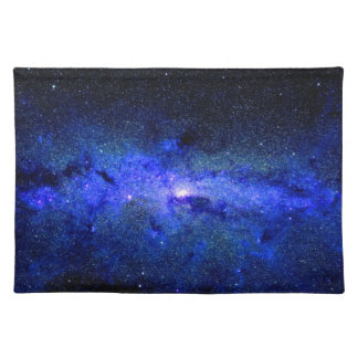 Milky Way Galaxy Space Photo Placemat