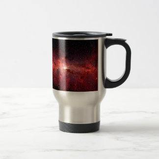 Milky Way Galaxy Space Photo Travel Mug