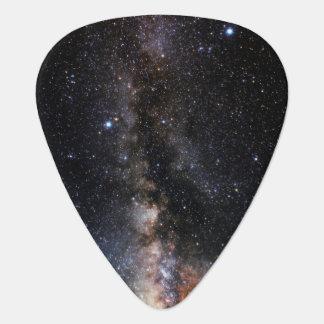 Milky Way Guitar Pick