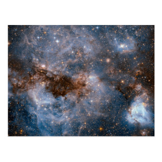 Milky Way Heart Space Astronomy Galaxy Spectacular Postcard