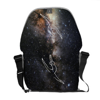 Milky Way Image Dance Bag Messenger Bag