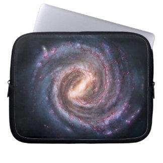 milky-way laptop sleeve