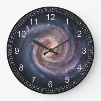 milky-way large clock