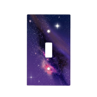 Milky Way Light Switch Cover