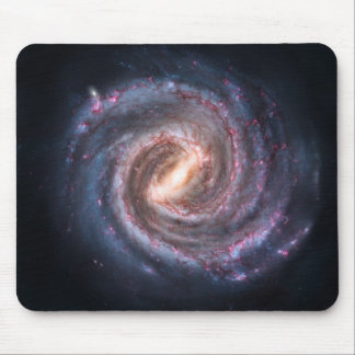 milky-way mouse pad
