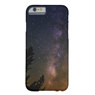 Milky Way night sky, California Barely There iPhone 6 Case