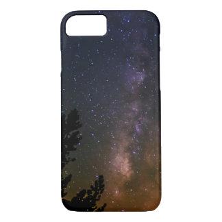 Milky Way night sky, California iPhone 8/7 Case