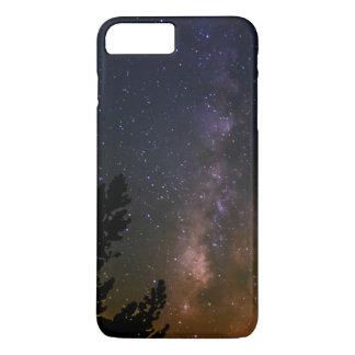 Milky Way night sky, California iPhone 8 Plus/7 Plus Case