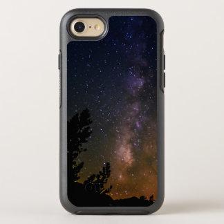 Milky Way night sky, California OtterBox Symmetry iPhone 7 Case