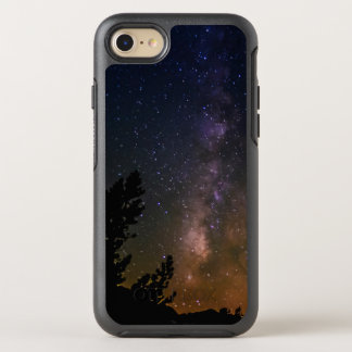 Milky Way night sky, California OtterBox Symmetry iPhone 8/7 Case