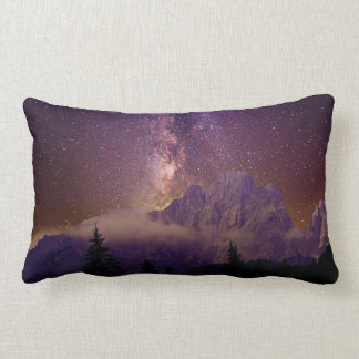 Milky Way Polyester Pillow