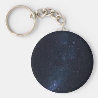 Milky Way Stars Keychain