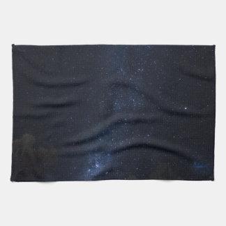 Milky Way Stars Towels