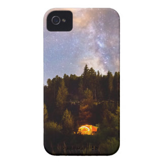 Milky_Way_Wings iPhone 4 Case-Mate Case